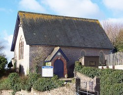 Galmpton Congregational Evangelical Church Stoke Gabriel Road